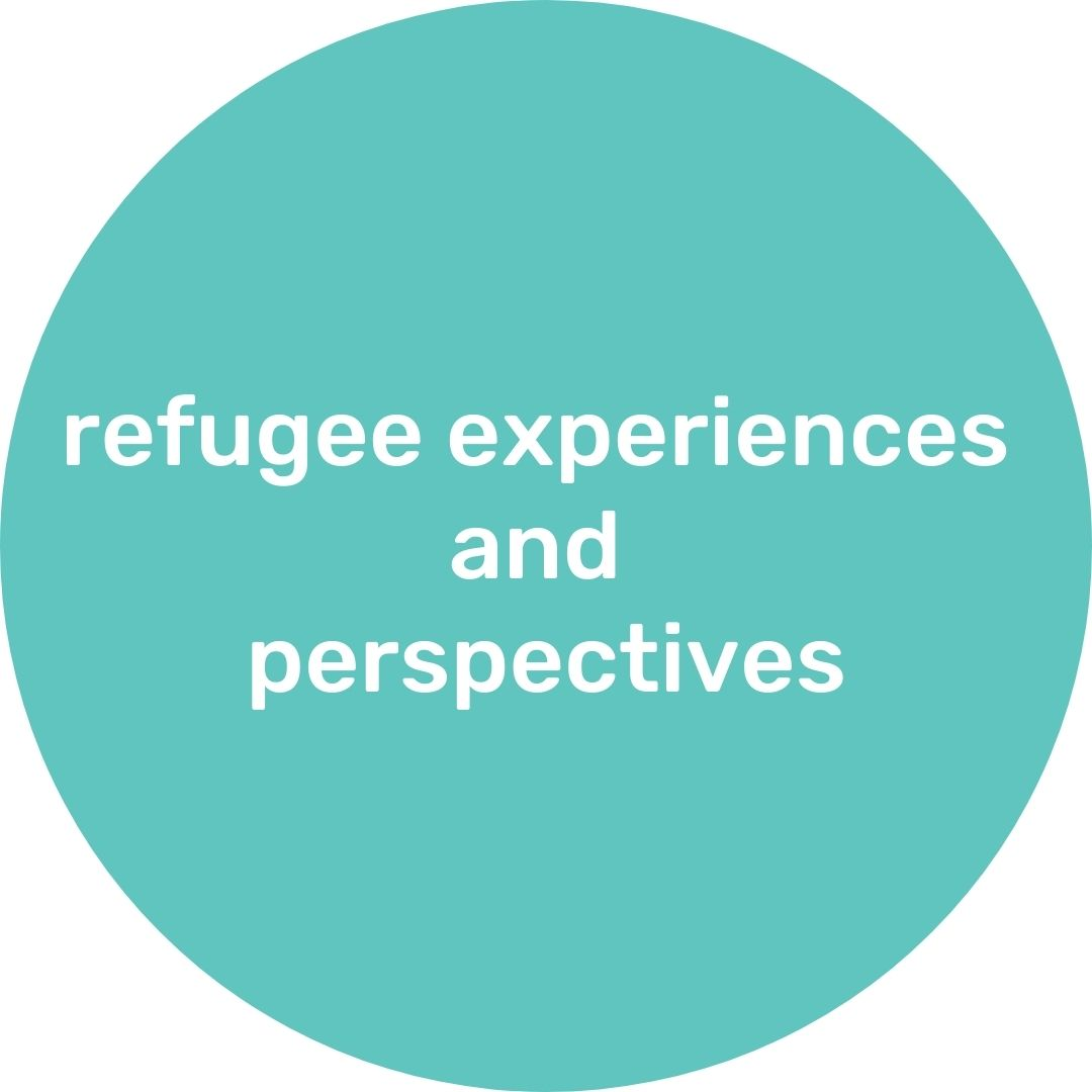 refugee experiences and perspectives